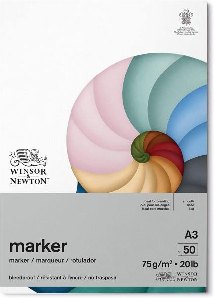 Markerblok A3 Promarker marker papier